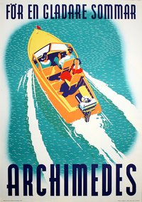 Archimedes Outboard Motors