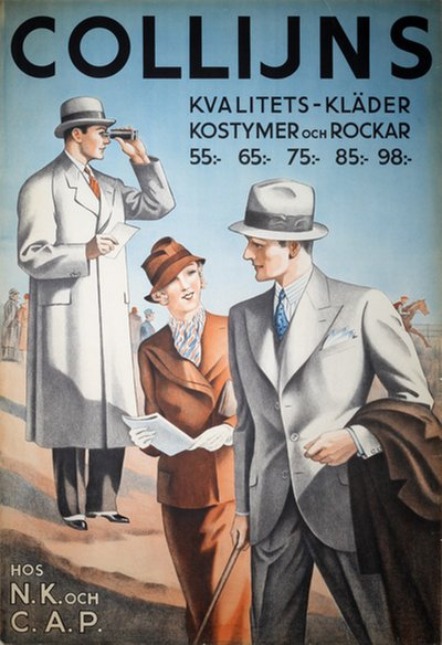Collijns - Fashion Clothing original poster