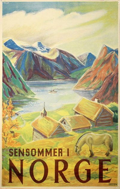Norway - Sensommer i Norge Leif Henstad / Lindquist