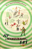 SAS - fly to Scandinavia