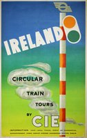 Ireland Circular Train Tours CIE