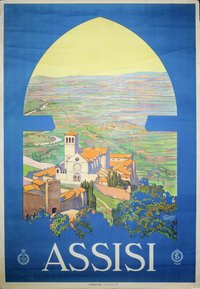Assisi Italy 1926