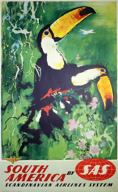 SAS South America Toucans