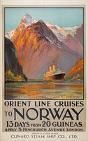 Orient Line Cruises to Norway