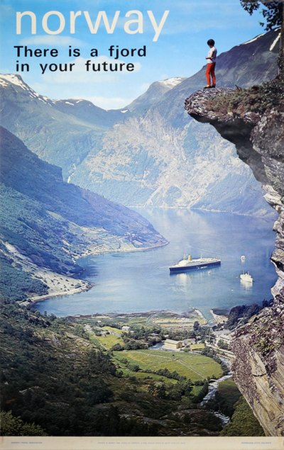 Norway - Geiranger - There is a fjord in your future Photo: Mittet Foto AS