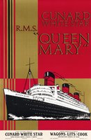 Queen-Mary-Cunard-White-Star-RMS-original-poster