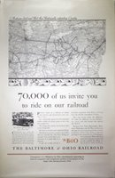 The-Baltimore-and-Ohio-Railroad-original-vintage-poster