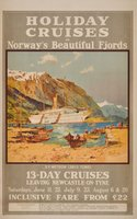 holiday-cruises-norway-fjords-sy-meteor-vintage-poster