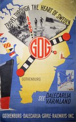 GDG-Gothenburg-Dalecarlia-Gavle-Railways