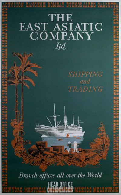 The East Asiatic Company Ltd. poster