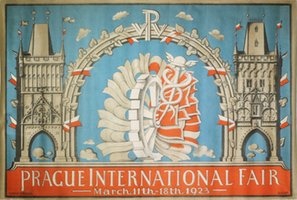 Prague International Fair 1923