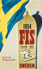 FIS World Championships Falun - Åre 1954 Sweden