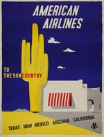 American Airlines Texas New Mexico