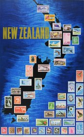 New Zealand Stamps