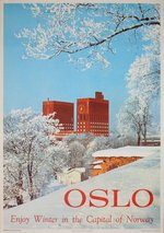 Oslo - Enjoy winter