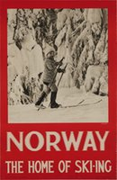 Norway Skiing Hermann Christian Neupert