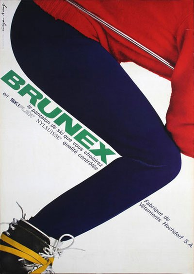 Brunex Ski Pants original poster