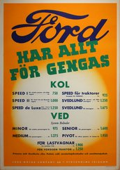 Ford Gengas
