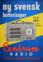 Centrum Radio Superbatteri