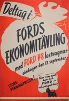 Ford Ekonomitavling