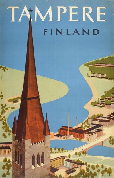 Vintage Tampere