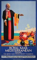 Royal Mail Mediterranean cruises