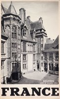 France Bourges Hotel de Jacques Coeur