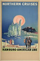 Hamburg-American Line Northern Cruises