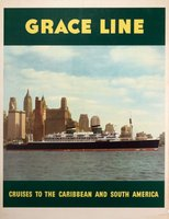 Grace Line Caribbean and South America