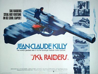 Ski Raiders original poster