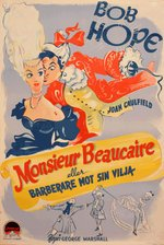 monsieur.Beaucaire.movie.poster2