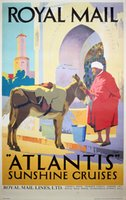 Royal Mail Atlantis Summer Cruises