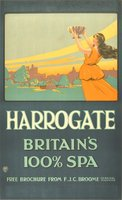 Harrogate - Britain's 100% Spa