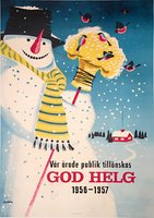 God Helg - Sweden Winter